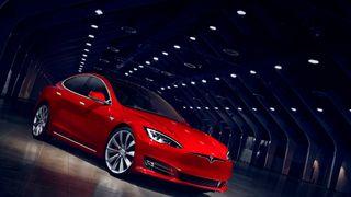 Tesla-sjåfører får advarsel fra tyske myndigheter