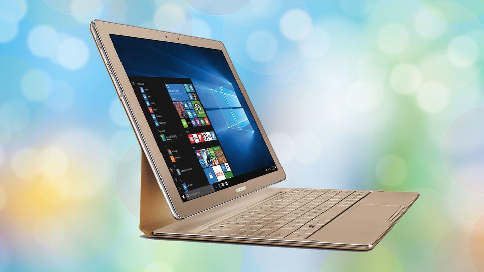 Nye Samsung TabPro S.