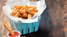 Ja visst kan du lage de lekreste frites av sellerirot