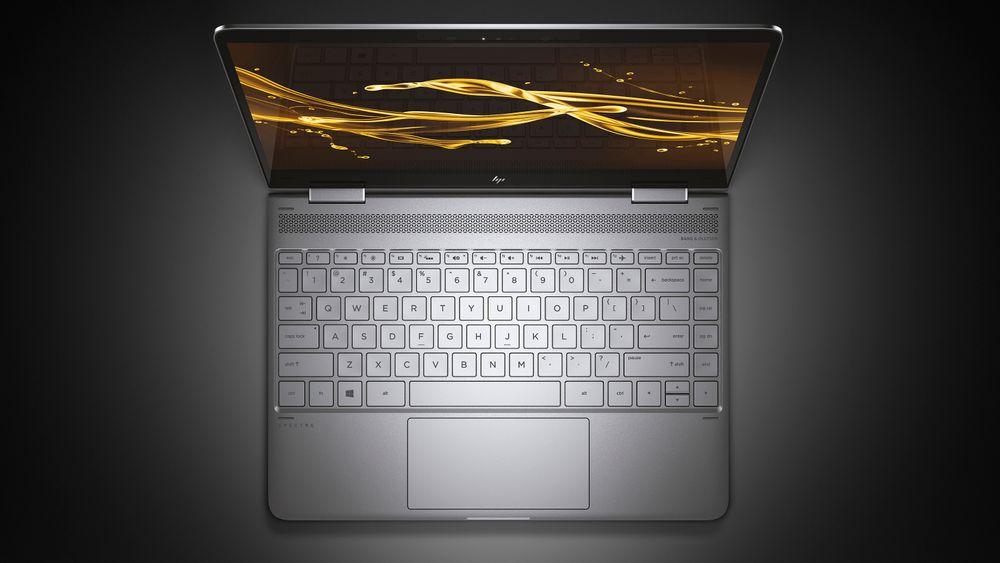 Mens HP Inc kutter i staben fortsetter selskapet å lansere nye produkter, som denne MacBook-konkurrenten kalt Spectre 13.