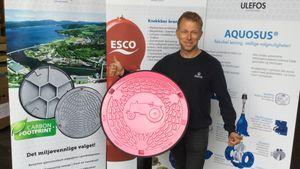 Stryn får rosa Moods of Norway-kumlokk