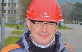 Geir Lasse Markhus, Statens vegvesens byggeleder.