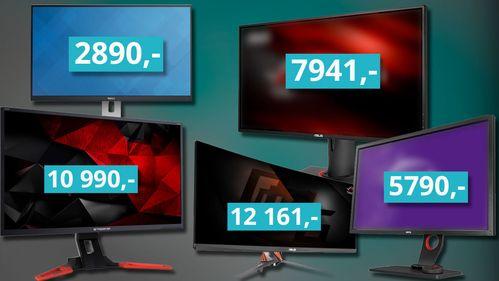 Disse skjermene kan være noe for deg