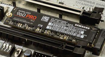 Test: Samsung 960 Pro