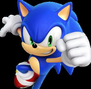 Sonic anno 2011. Livsgnistenvar endelig tilbake.