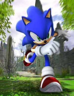 Sonic anno 2006. Revitaliseringen av serien gikk ikke helt etter planen.