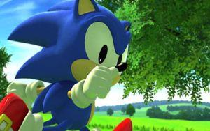 Det er vanskelig å forbli sint på en såpass sjarmerende figur som Sonic.