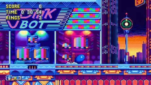 Sonic Mania skal gå tilbake til røttene.
