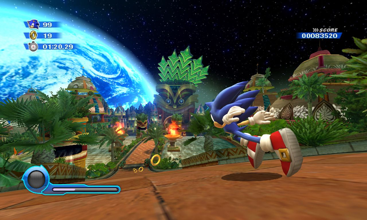 Sonic Colors var et solid comeback for helten vår.