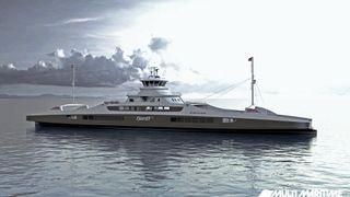 Første skritt mot autonome skip: Fjord1-ferge på autopilot