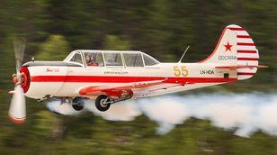 Russian Warbirds of Norway har kjøpt nytt fly