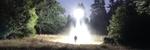 Les «UFO-dronen» kan lyse opp natten