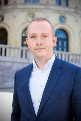 Per Øyvind Voie, fagdirektør næringspolitikk, Elektroforeningen.