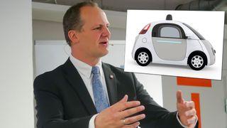 Vi kan få selvkjørende biler på norske veier neste år
