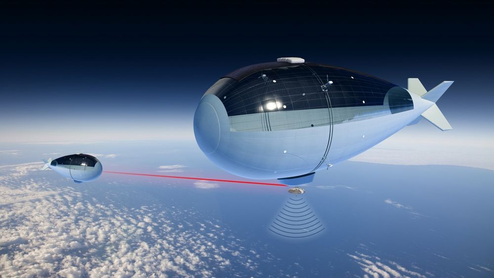 En Stratobus-demonstrator skal fly om to år, mens fullskala-prototypen etter planen skal i lufta for første gang om fire år.