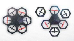 Denne dronen kan du bygge og programmere selv