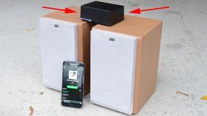 Denne lille boksen vekker liv i gamle høyttalere