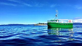 Norge har 10 år på å halvere utslipp fra skipsfart: Må bygge om to skip hver dag