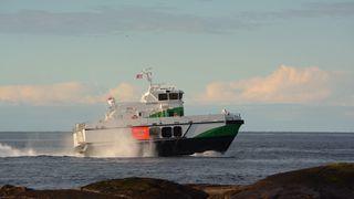 Sjøsyke havvind-teknikere er blitt et stort problem. Det skal denne båten fikse
