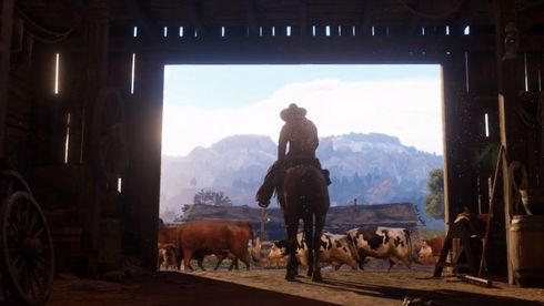 Se den nye Red Dead Redemption 2-traileren