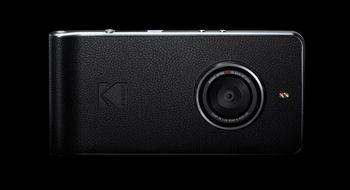 Kodak har lansert mobil for fotoentusiastene med 10 prosessorkjerner