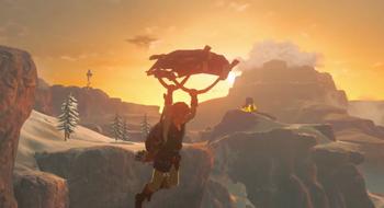 The Legend of Zelda: Breath of the Wild er ferdig