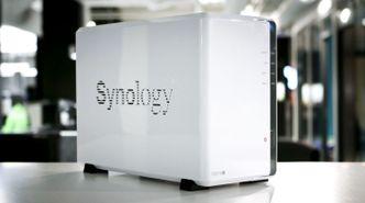 Synology har lagd NAS-er lenge, og det merkes