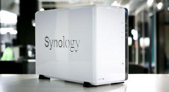 Test: Synology DiskStation DS216j