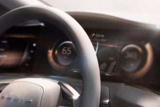 Grensesnittet skal være mulig å tilpasse etter brukerens behov, ifølge Lucid Motors.