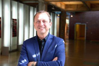 Arkitekt Gregg Pasquarelli er en av sjefene i Shop Architects, og mener at arkitekten vil være den beste byggherre i mange prosjekter.