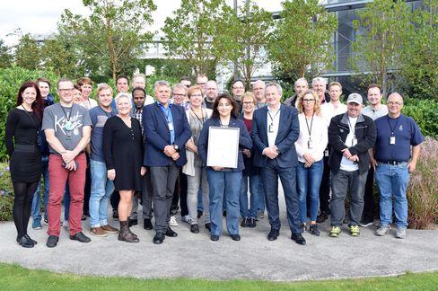 IT-avdelingen ved Universitetet i Stavanger fikk godt utbytte av kurs fra Standard Online.