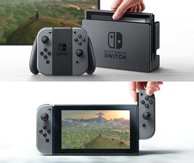 Nintendo Switch.
