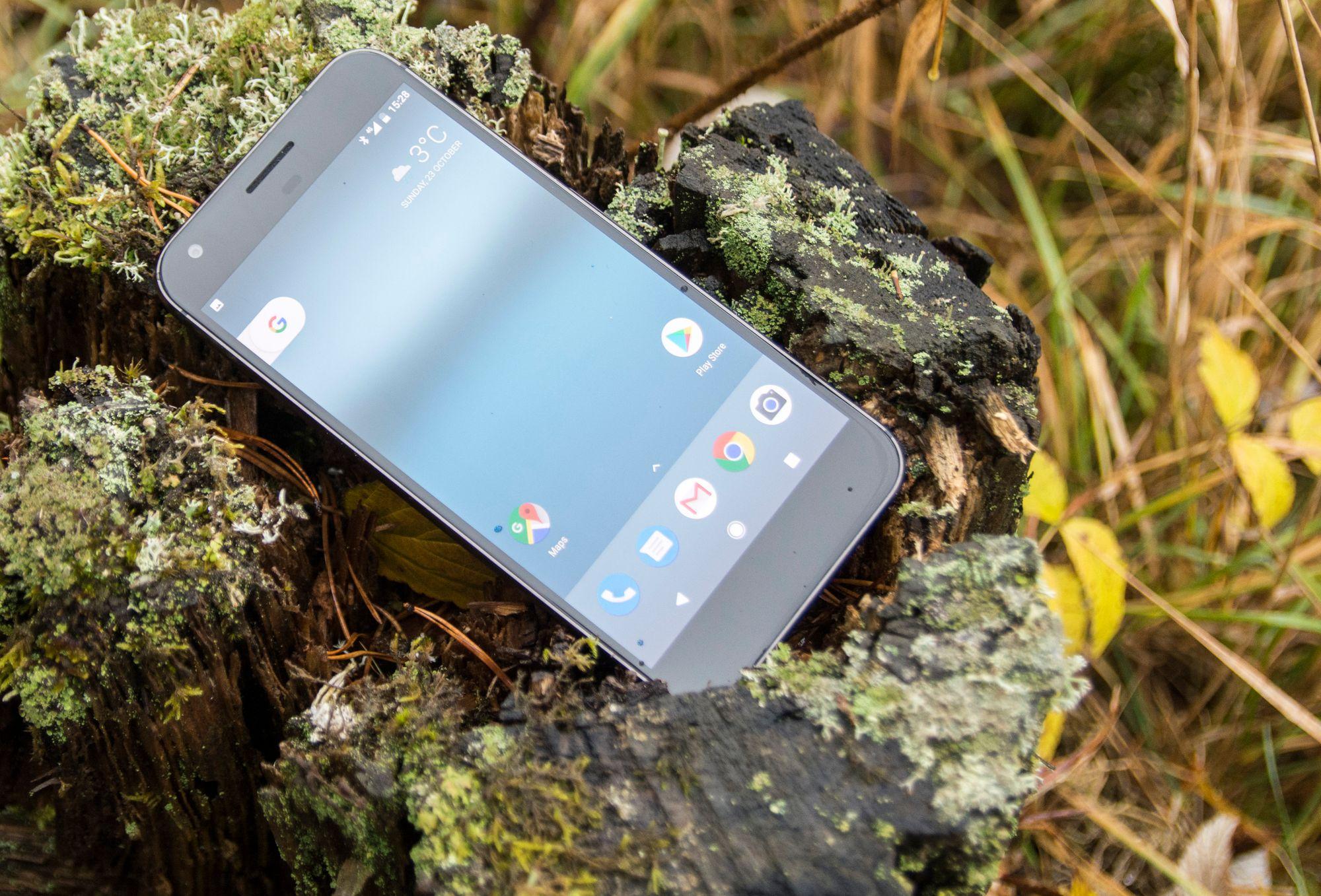 Tilgjengeligheten på Googles nye Pixel-mobiler er begrenset, samtidig som at mobilene har fått svært god omtale. Det kan føre til at mange benytter uoffisielle kanaler for å tak i enheten.