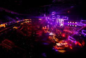 Epicenter Moscow foregikk i VTB Ice Palace.