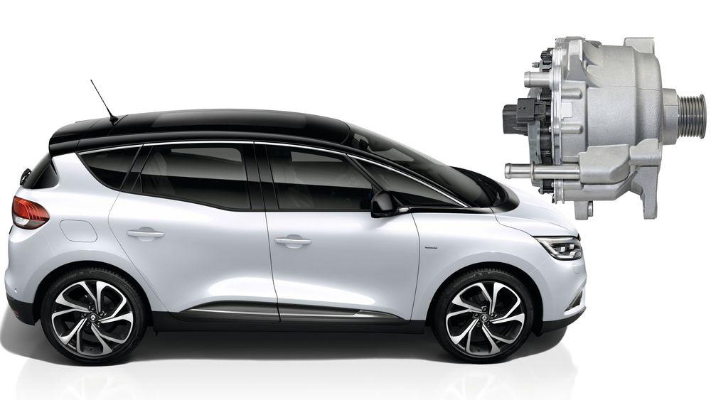 Continental leverer det første 48 volts mikrohybridsystemet til en produksjonsbil.