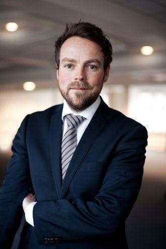 Kunnskapsminister Torbjørn Røe Isaksen sier at han gjerne blir med på en dobbeltime om han har mulighet.