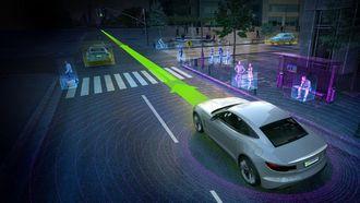 Drive PX 2 er en maskinvareplattform for selvkjørende biler, utviklet av Nvidia.