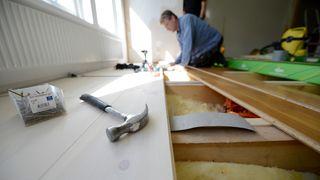 Har 150 mill til overs til huseiere - klarer ikke bruke opp pengene
