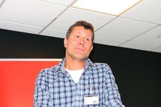 Havnekaptein Jens Petter Christensen, Oslo Havn.