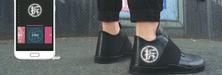 Disse smarte skoene har innebygget skjerm og kan hjelpe deg å navigere