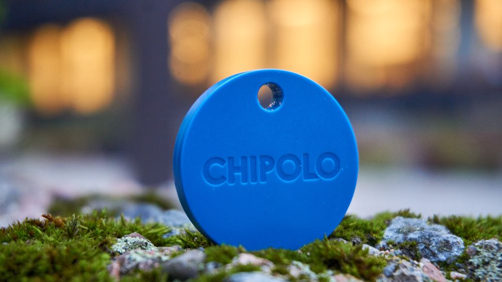 Chipolo Plus setter standarden for sporingsbrikkene.