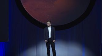 Elon Musk forteller om hvordan mennesker skal bo på Mars
