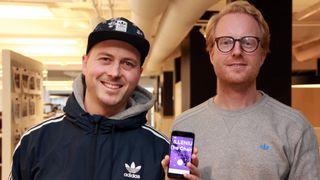 De håper appen deres blir musikkens svar på Instagram