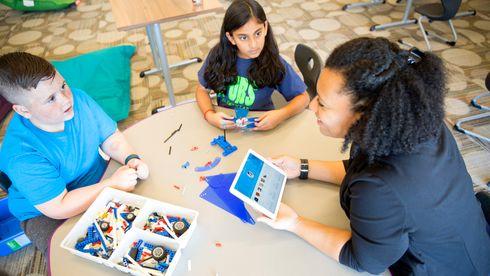 Med denne appen og IBM Watson skal lærerne forstå elevene bedre