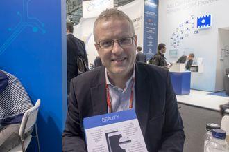Teknologidirektør i Elliptic Labs, Haakon Bryhni .