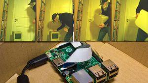 Slik brukte vi Raspberry Pi som spionkamera