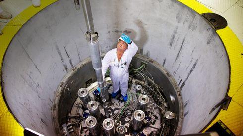 «Steng atomreaktorene!»