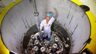 De ansatte har fått beskjed: IFE vil skille ut atomreaktorene i egen stiftelse