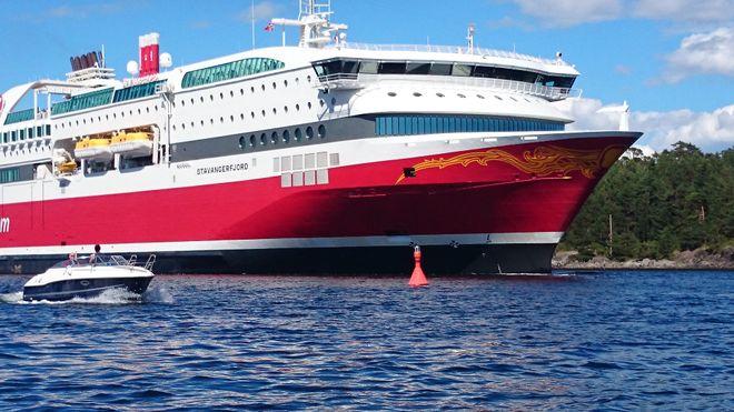 Verdens skipsflåte er på 55.000 skip – kun 100 bruker LNG som drivstoff