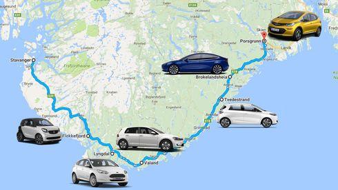 Dette er de nye elbilene som kommer i salg neste år